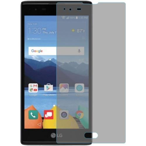 Insten Clear Tempered Glass LCD Screen Protector Film Cover For LG K8V