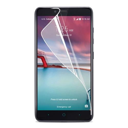 Insten Clear LCD Screen Protector Film Cover For ZTE Zmax Pro