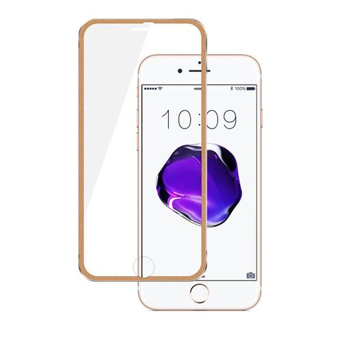 Insten 0.33mm Clear Tempered Glass LCD Screen Protector For Apple iPhone 7 Plus/8 Plus, Rose Gold