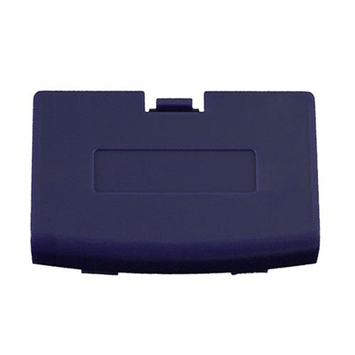 TTX Tech GBA Repair Part - Battery Door Cover, Purple Indigo