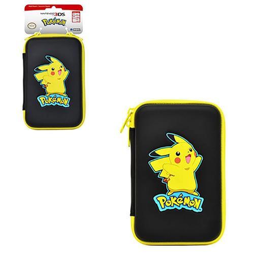 Hori Nintendo New 3DS XL Pikachu Hard Pouch Case