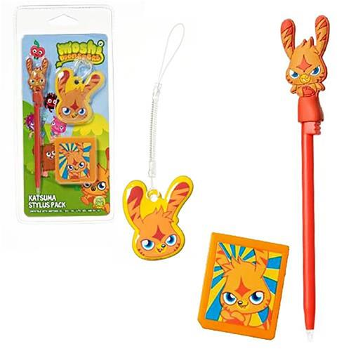 Moshi Monsters Stylus Pack Katsuma For Nintendo DS Lite/DSi/3DS/New 3DS XL