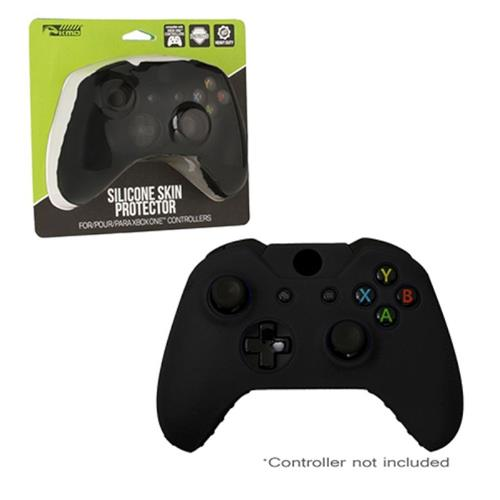 KMD Controller Silicone Grip Case For Microsoft Xbox One, Black