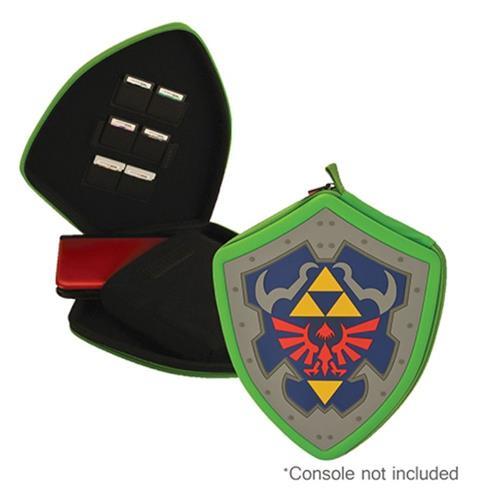 Power A Zelda Hylian Shield Case For Nintendo New 3DS XL
