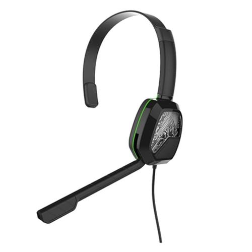 PDP Wired Afterglow LVL1 Communicator Headset For Microsoft Xbox One