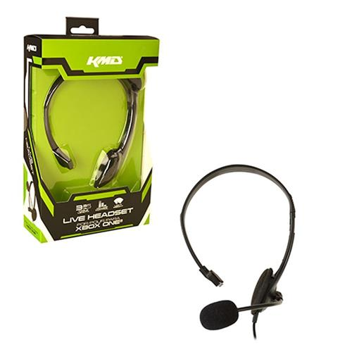 KMD Xbox One Chat Headset, Small
