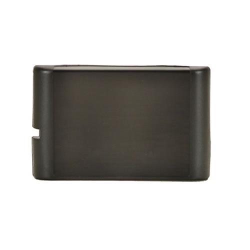 TTX Tech Sega Genesis Snap-On Replacement Cartridge Case (Bulk New), Black