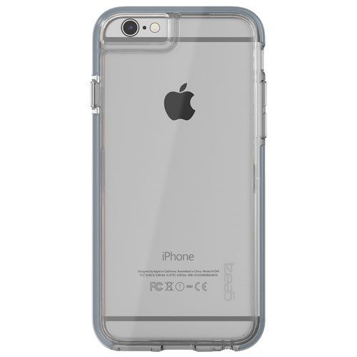 Gear4 IceBox iPhone 6/6s Fitted Hard Shell Case - Grey