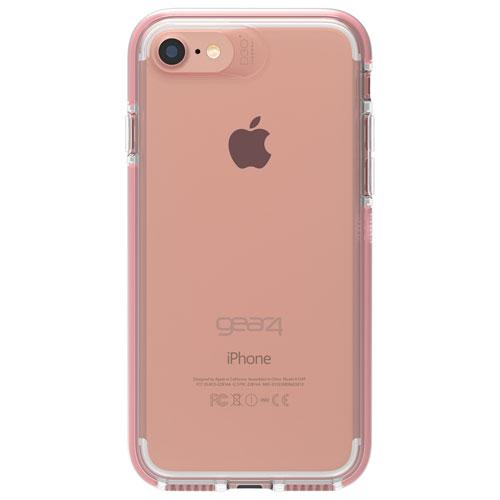 Étui rigide ajusté Gear4 Piccadilly pour iPhone 7/8 - Rose