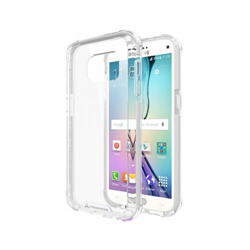 Axessorize Fitted Hard Shell Case for Samsung Galaxy S7 - White
