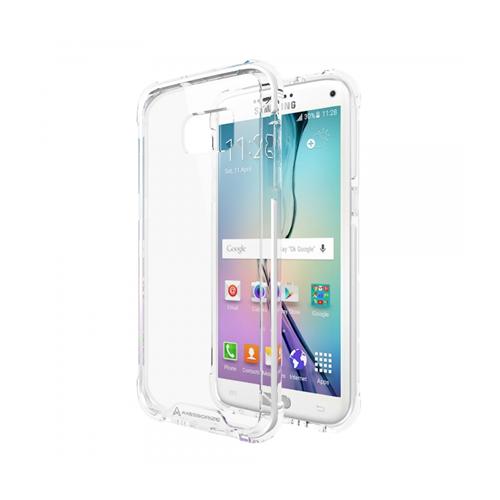 Axessorize Proshield Samsung Galaxy S7 Edge Blanc