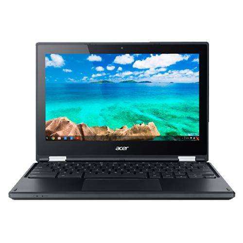 "Acer R 11.6"" Chromebook (Intel Celeron N3050/16GB eMMC/4GB RAM/Chrome OS) - C738T-C60Q"