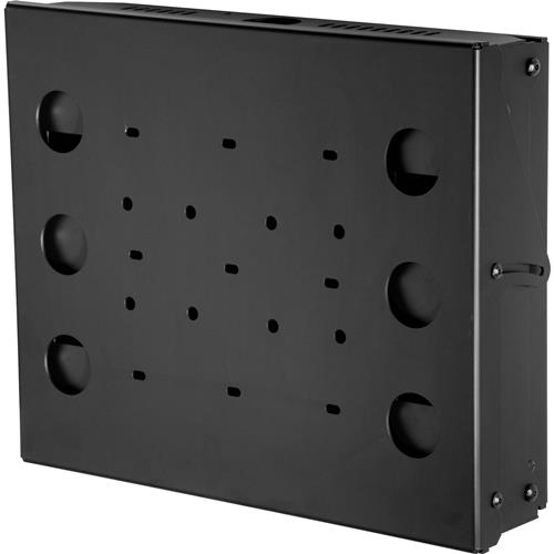 Clearance - Peerless-AV Flat/Tilt Universal Wall or Ceiling* Mount with Computer/Media Controller Storage - Open Box