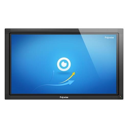 "ELECTROBOARD 65"" FHD 120 Hz 8 ms GTG LED Monitor - Black - (PW65V02+UHD)"