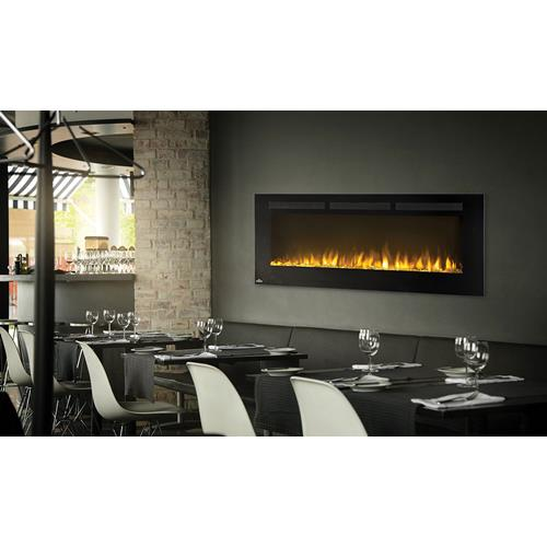 Napoleon 50 Allure 50 Wall Mount Electric Fireplace Nefl50fh