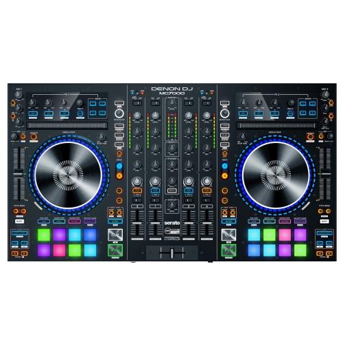 Denon MC7000 4-Channel Serato DJ Pro Controller