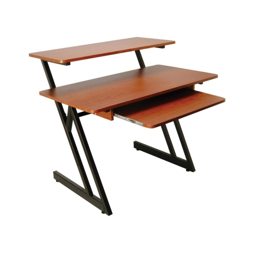 On-Stage Stands WS7500RB Wood Workstation - Rosewood