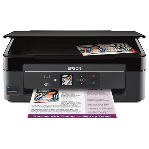 Epson XP340 Colour Wireless All In One Inkjet Printer