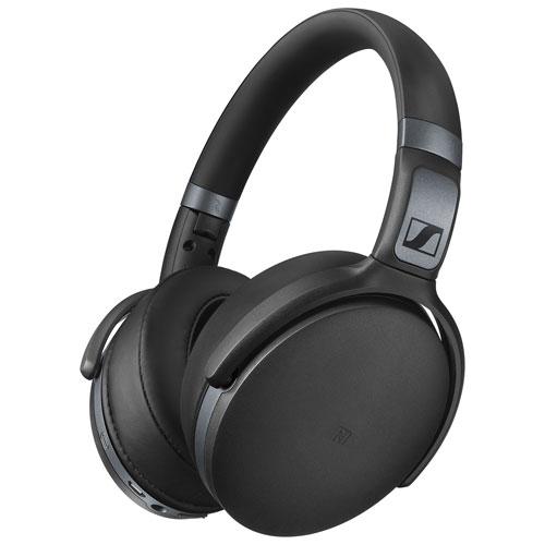 Casque d'écoute à isolation sonore HD 4.40 BT de Sennheiser - Noir