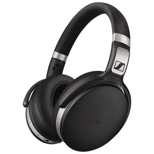 Casque d'écoute à isolation sonore HD 4.50 BTNC de Sennheiser - Noir