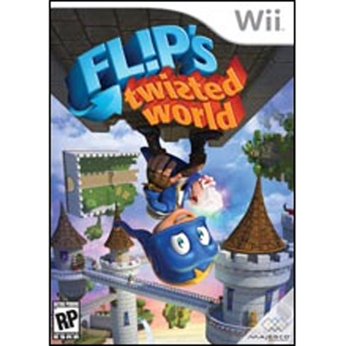 Flips Twisted World - Wii