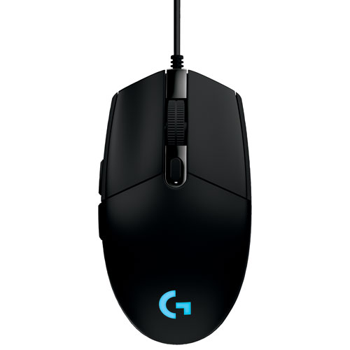 Logitech Prodigy G203 6000DPI Optical Gaming Mouse - Black