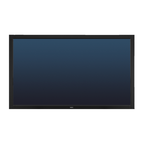 "NEC Display Solutions 65"" High-Performance LED Backlit Commercial-Grade Display w/ Integrated Speakers"