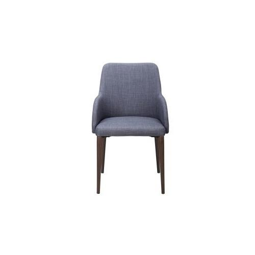 Contemporary Fabric Armchair