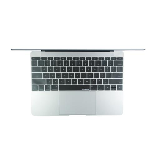 "EZQuest X22301 Invisible Keyboard Cover for MacBook 12"", US/ISO, English"