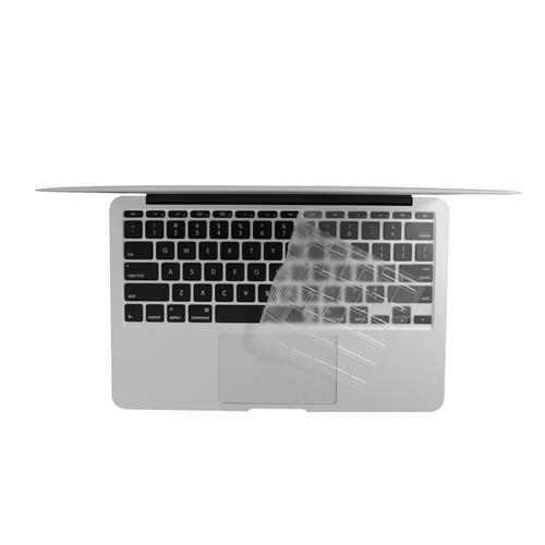 "EZQuest X22304 Invisible Keyboard Cover for MacBook Air 11"", US/ISO, English"