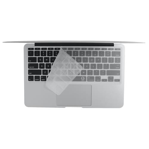 "EZQuest X22305 Clear Invisible Ice Keyboard Cover for MacBook Air 11"", US/ISO, English"
