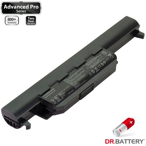 Dr. Battery - Canadian Brand Replacement Laptop Battery (Samsung SDI 5200mAh) - Asus A32-K55 - Free Shipping across Canada