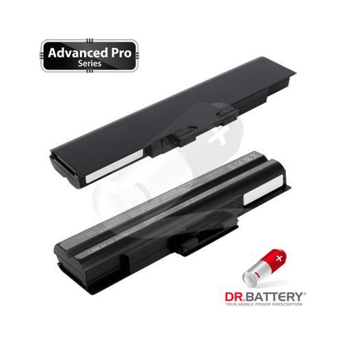 Dr. Battery Batterie de remplacement pour ordinateur portable de remplacement - Sony - 2 ans de garantie - Livraison gratuite