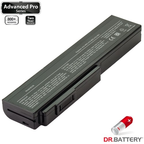 Dr. Battery - Canadian Brand Replacement Laptop Battery (Samsung SDI 5200mAh) - Asus A32-M50 - Free Shipping across Canada