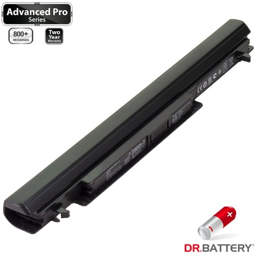 Dr. Battery - Canadian Brand Replacement Laptop Battery (Samsung SDI 2600mAh) - Asus A41-K56 - Free Shipping across Canada