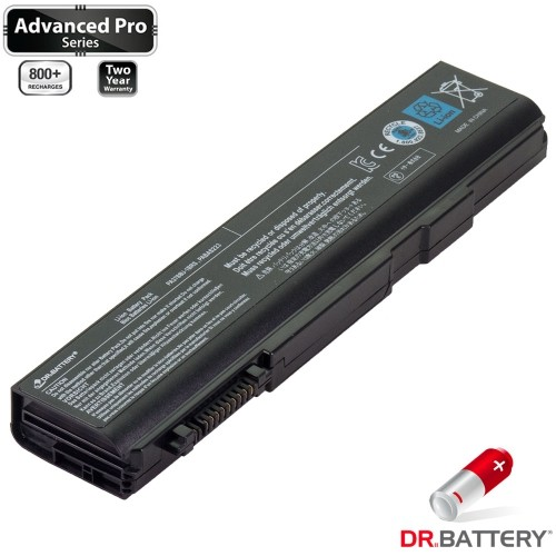 Dr. Battery - Canadian Brand Replacement Laptop Battery (Samsung SDI 5200mAh) - Toshiba PA3788U - Free Shipping across Canada