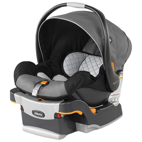 Chicco KeyFit 30 Infant Car Seat - Grey/Black