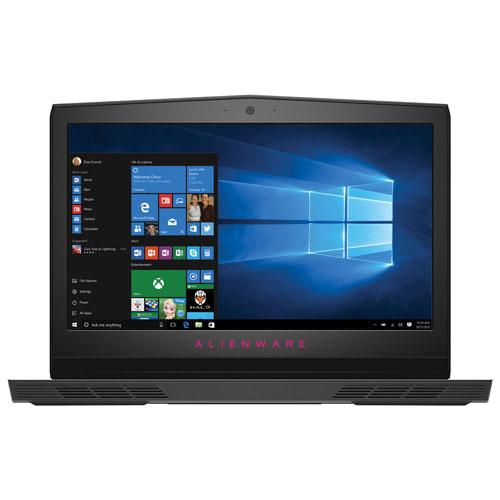 Portable 17,3 po d'Alienware (Core i7-7700HQ Intel/SSD 128 Go/DD 1 To/RAM 16 Go/GTX 1070 NVIDIA)-Ang