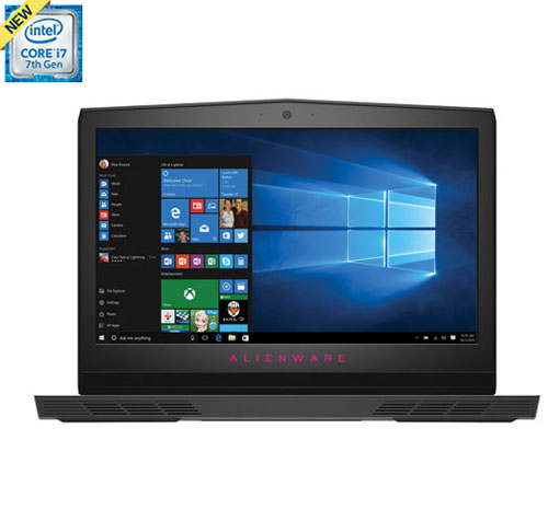 "Alienware 17.3"" Gaming Laptop (Intel Core i7-7700HQ/ 128GB SSD+1TB HDD/ 16GB RAM/ NVIDIA GTX 1070)"