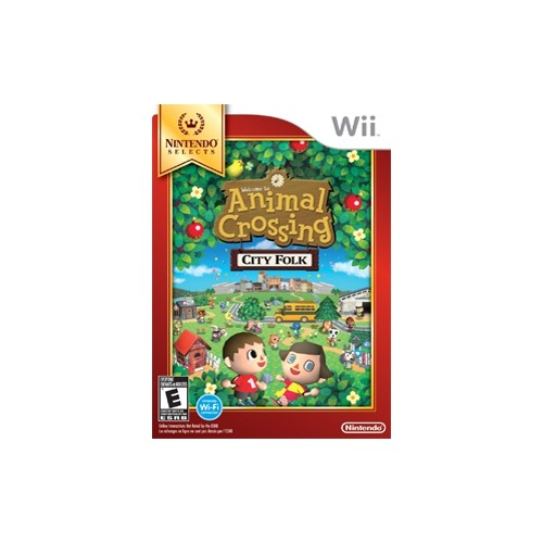 Animal Crossing: City Folk [Nintendo Selects] - Wii