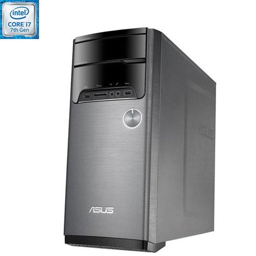 ASUS VivoPC Desktop PC (Intel Core i7-7700/1TB HDD/12GB RAM/NVIDIA GeForce GTX1050/Windows 10)