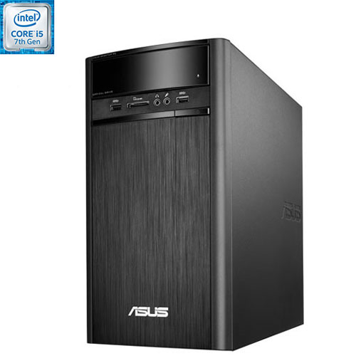 Ordinateur de bureau VivoPC d'ASUS (Core i5-7400 d'Intel/DD 2 To/RAM 8 Go/HD 630 d'Intel/Windows 10)