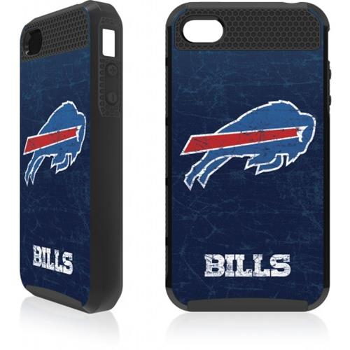 Skin-It Buffalo Bills Distressed Logo Cargo Case for iPhone 4/4s