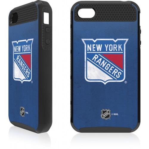 Skin-It New York Rangers Distressed Logo Cargo Case for iPhone 4/4s