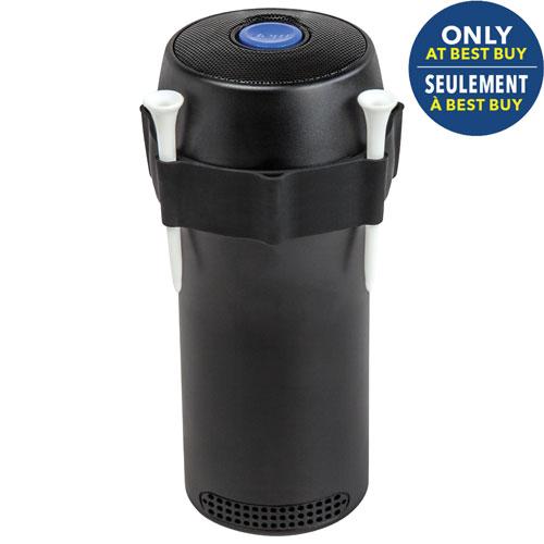 Haut-parleur sans fil Bluetooth de golf Jam Turf - Noir - Exclusivité Best Buy