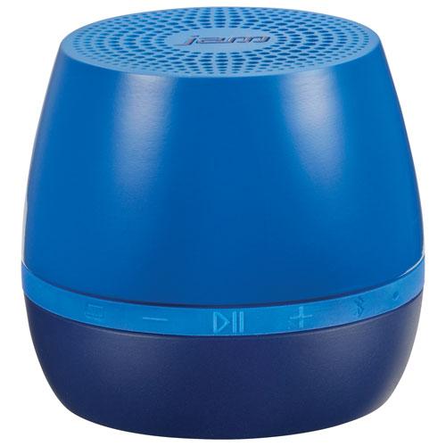 Haut-parleur sans fil miniature Bluetooth Classic 2.0 de Jam - Bleu