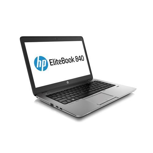 HP 840 G1 Ultrabook, Intel I5 4300U CPU, 4GB RAM, 500GB HDD, Webcam, Windows 10, Refurbished