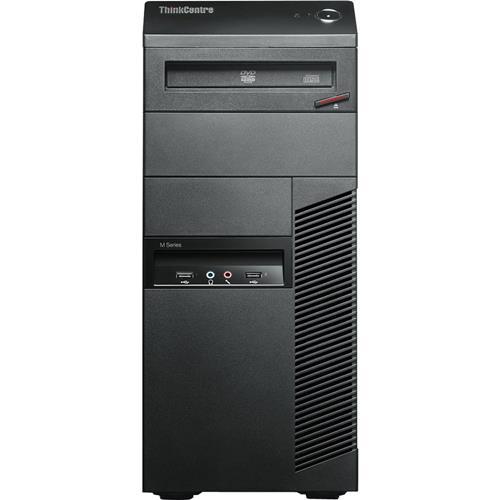 Lenovo M90MT, Intel i5-650-3.0 Ghz, 8GB memory, 1TB Hard Drive, DVDRW, Windows 10 Pro, Kbd and Moe, 1yw, Refurbished
