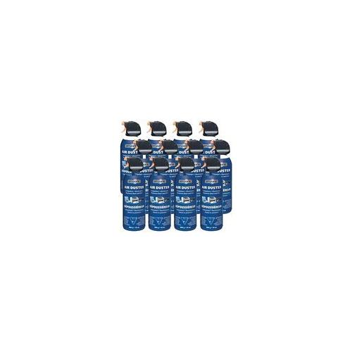 emzone compressed air duster 284g 10oz 12 pack computer care cleaning best buy canada. Black Bedroom Furniture Sets. Home Design Ideas