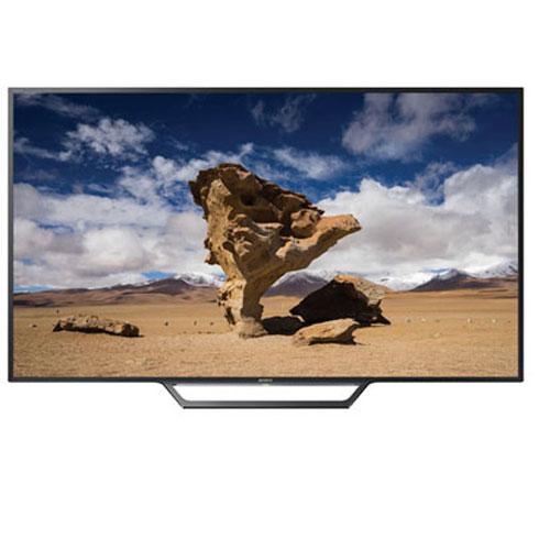 """Sony 48"""" 1080p LED Smart TV (KDL48W650D) - Open Box"""
